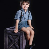 طاها علی اکبری 5 ساله