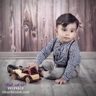امیرحسین صفری 1 ساله
