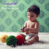 محمدصالح رضایی 1 ساله