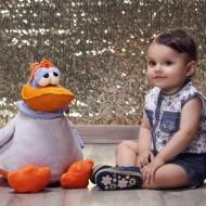 پادینا عسگری 1 ساله