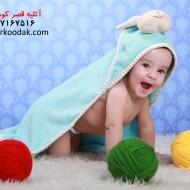 آروین افضلی 9 ماهه